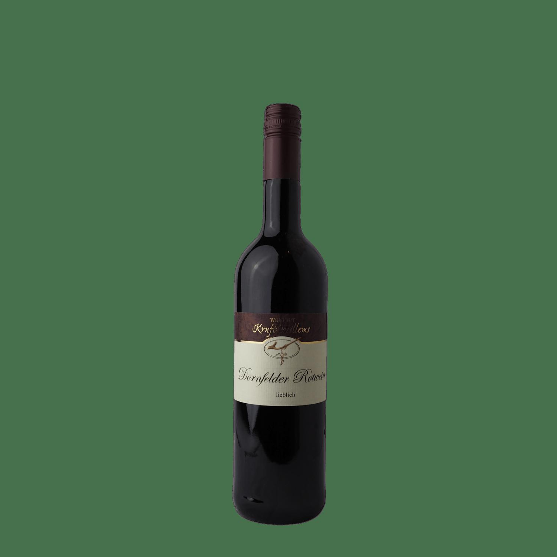 Dornfelder Rotwein Lieblich (2017)
